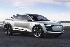 Click here to open the Audi e-tron Sportback Concept gallery