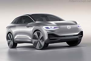 Click here to open the Volkswagen I.D. Crozz Concept gallery