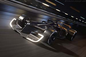 Click here to open the Renault R.S. 2027 Vision gallery