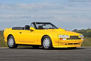 Click here to open the Aston Martin V8 Zagato Volante gallery