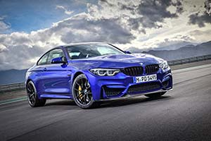 Click here to open the BMW M4 CS gallery