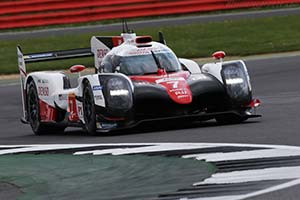 Click here to open the Toyota TS050 Hybrid gallery