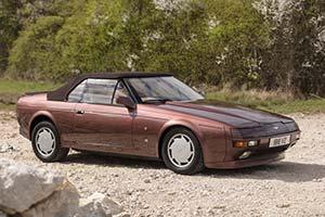 Click here to open the Aston Martin V8 Zagato Volante  gallery