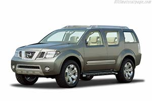 Click here to open the Nissan Dunehawk gallery