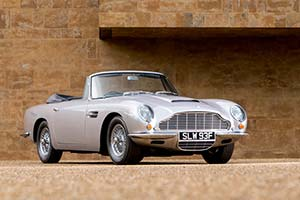 Click here to open the Aston Martin DB6 Volante gallery