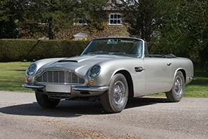 Click here to open the Aston Martin DB6 Mk 2 Volante gallery