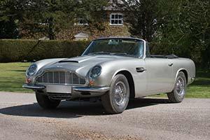 Click here to open the Aston Martin DB6 Mk 2 Volante  gallery