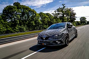 Click here to open the Renault Mégane RS gallery