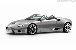 Click here to open the Spyker C8 Spyder T gallery