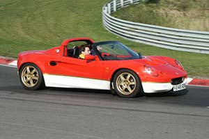 Click here to open the Lotus Elise S1 Type 49 gallery