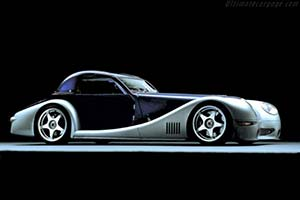 Click here to open the Morgan Aero 8 GT Coupe gallery