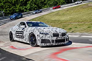Click here to open the BMW M8 gallery