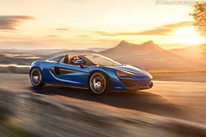 Click here to open the McLaren 570S Spider gallery