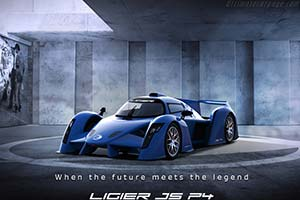 Click here to open the Ligier JS P4 gallery