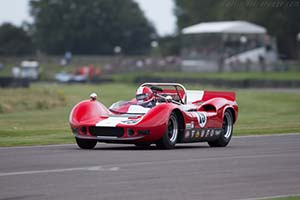 Click here to open the McLaren M1B Chevrolet  gallery
