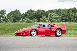 Click here to open the Ferrari F40  gallery