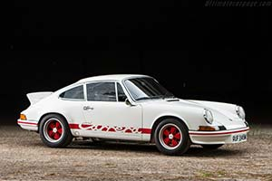 Click here to open the Porsche 911 Carrera RS 2.7 Lightweight  gallery