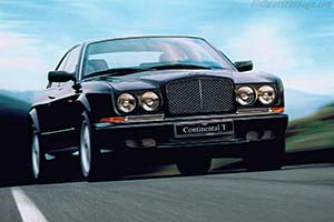Click here to open the Bentley Continental T gallery