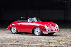 Click here to open the Porsche 356 A Carrera Speedster gallery