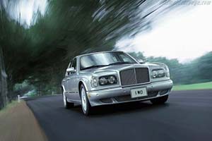 Click here to open the Bentley Arnage Red Label gallery