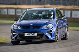 Click here to open the Vauxhall VXR8 GTS-R gallery