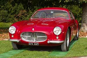Click here to open the Maserati A6G/54 2000 Zagato Coupe  gallery