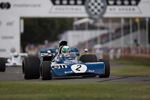 Click here to open the Tyrrell 003 Cosworth gallery