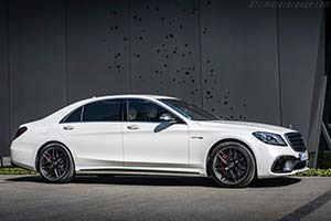 Click here to open the Mercedes-AMG S 63 AMG 4MATIC+ gallery