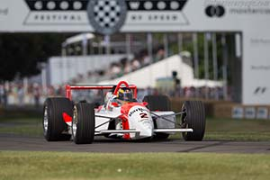 Click here to open the Penske PC23 Mercedes  gallery
