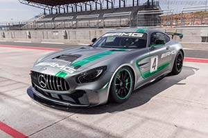 Click here to open the Mercedes-AMG GT4 gallery