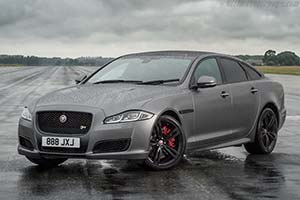 Click here to open the Jaguar XJR575 gallery