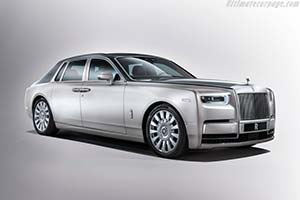 Click here to open the Rolls-Royce Phantom gallery