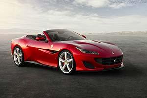 Click here to open the Ferrari Portofino gallery