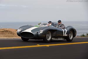 Click here to open the Ferrari 335 S Scaglietti Spyder  gallery