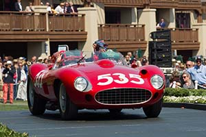 Click here to open the Ferrari 315 S Scaglietti Spyder  gallery