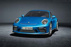 Click here to open the Porsche 911 GT3 Touring Package gallery
