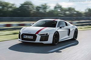 Click here to open the Audi R8 V10 RWS Coupé gallery