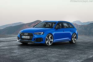 Click here to open the Audi RS 4 Avant gallery