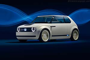 Click here to open the Honda Urban EV Concept gallery