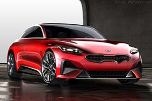 Click here to open the Kia Proceed Concept gallery