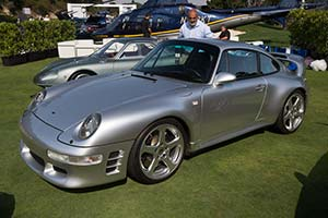 Click here to open the RUF CTR2 gallery