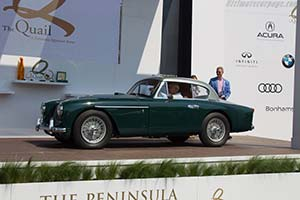 Click here to open the Aston Martin DB2/4 Mk II Fixed Head Coupe gallery