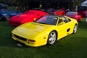 Click here to open the Ferrari F355 GTS gallery