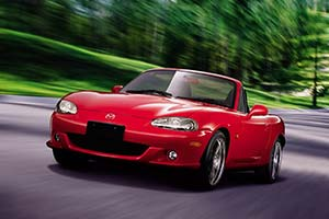Click here to open the Mazda MX-5 SE gallery