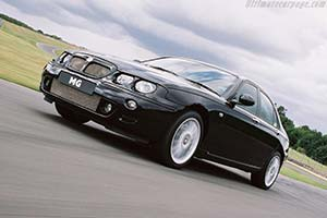 Click here to open the MG ZT 260 gallery