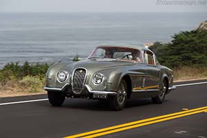 Click here to open the Jaguar XK120 SE Pinin Farina Coupe gallery