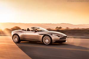 Click here to open the Aston Martin DB11 Volante gallery