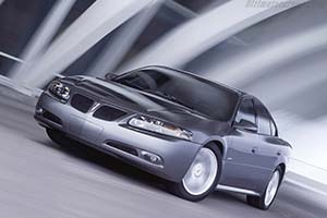 Click here to open the Pontiac Bonneville GXP gallery