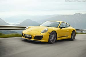 Click here to open the Porsche 911 Carrera T gallery