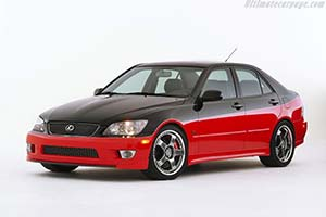 Click here to open the Lexus IS 430 Project gallery